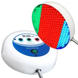 Promiennik 3 kolory światła SOLLUX LED, trądzik, blizny, zmarszczki, cienie pod oczami