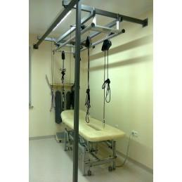 Urządzenie standard do ćwiczeń w podwieszeniu zastępujące UGUL.