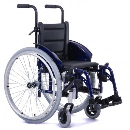 Wózek ze stopów lekkich dla dzieci eclipsx4 kids