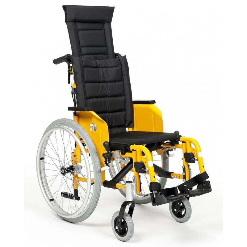 Wózek specjalny dla dzieci eclipsx4 90° kids