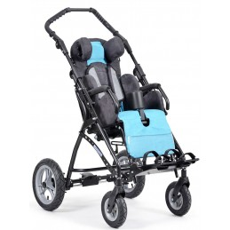 Wózek specjalny dla dzieci GEMINI  II INWALIDZKI ALUMINIOWY MPD