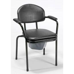 Krzesło toaletowe, sanitarne, składane