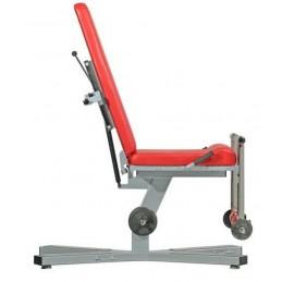Fotel do ćwiczeń oporowych kończyn górnych i dolnych