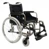 Wózek ręczny 3 wysokości i 2 głębokości siedziska, opcje dodatkowe