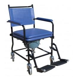 Wózek sanitarny zmiękkim...