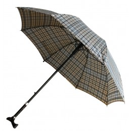 Laska z parasolką