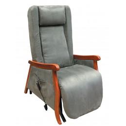 Klasyczny fotel z...