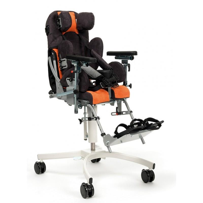 Siedzisko ortopedyczne stabilizujące głowę i plecy dla dzieci MPD