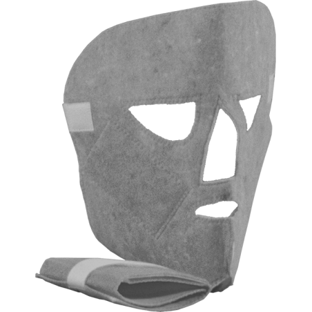 Maska i opaska do Jonoforezy i galwanizacji- z elektrodami + 50 szt masek z gazy