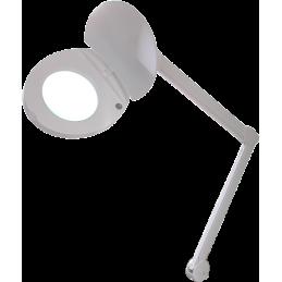Lampa lupa LED, białe...