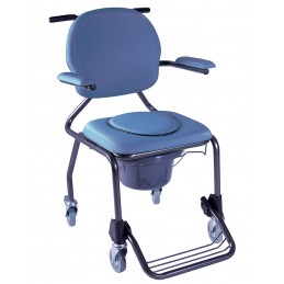 Komfortowy fotel sanitarny...