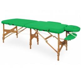 Stół do masażu drewniany...