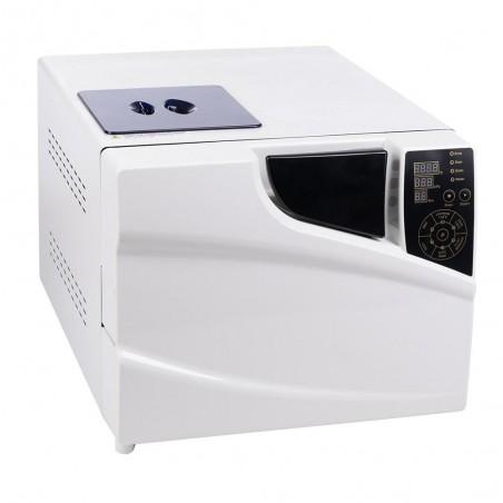 Autoklaw medyczny SteamIT LCD 8L, kl.B + drukarka, polskie menu