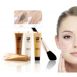 SKIN CAMOUFLAGE zestaw kosmetyków do makijażu kryjącego