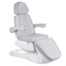 Fotel elektryczny do SPA, szary, 3 siłowniki, piękny wygląd, wersja LUX