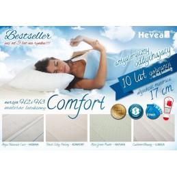 ORTOPEDYCZNY Materac lateksowy Hevea Comfort H3