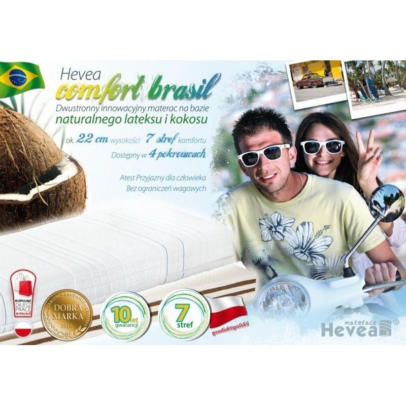 Materac lateksowy Hevea Brasil