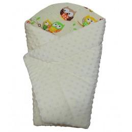 Rożek niemowlęcy Wielofunkcyjny Bubble, bąbelki HIT prezent