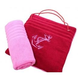HIT torba z ręczników na plażę, haft