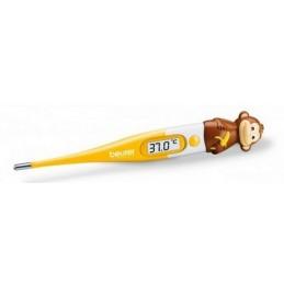 Termometr elektroniczny dla dzieci MAŁPKA miękka końcówka
