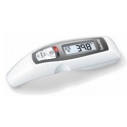 BEURER Termometr na podczerwień, do ucha i czoła, mierzy temperaturę obiektu, alarm gorączki