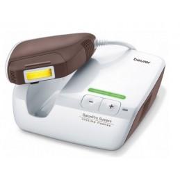 BEURER Urządzenie do depilacji ciała metodą IPL, testowane klinicznie, czujnik typu skóry, do rąk, nóg, bikini