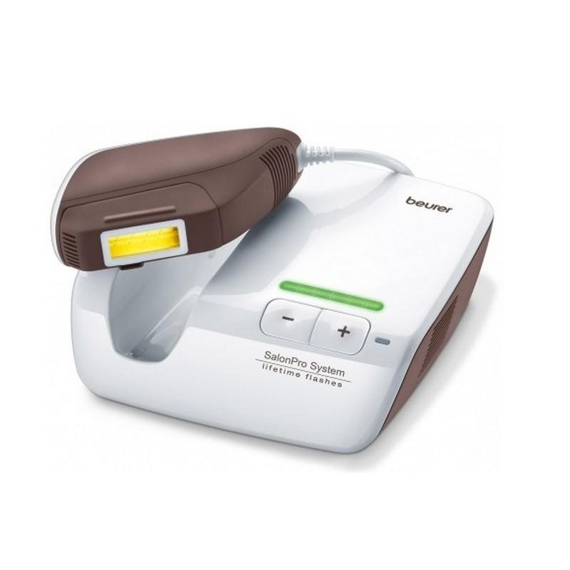 BEURER Urządzenie do depilacji ciała metodą IPL, testowane klinicznie, czujnik typu skóry