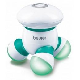 BEURER Masażer wibracyjny, podświetlane głowice masujące, na ból pleców, karku, ramion