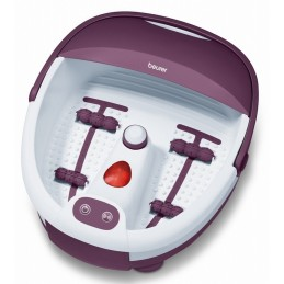 BEURER Hydromasażer stóp masaż wibracyjny, bąbelkowy, funkcja utrzymywania stałej temperatury wody