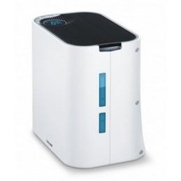 Oczyszczacz powietrza, 3 warstwowy system filtrowania, nawilżanie powietrza