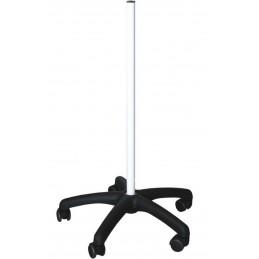 Statyw prosty mocowanie do lampy lub wapozonu do gabinetu kosmetycznego