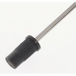 Nośnika kapek do pedicure 6mm + frez 100 szt