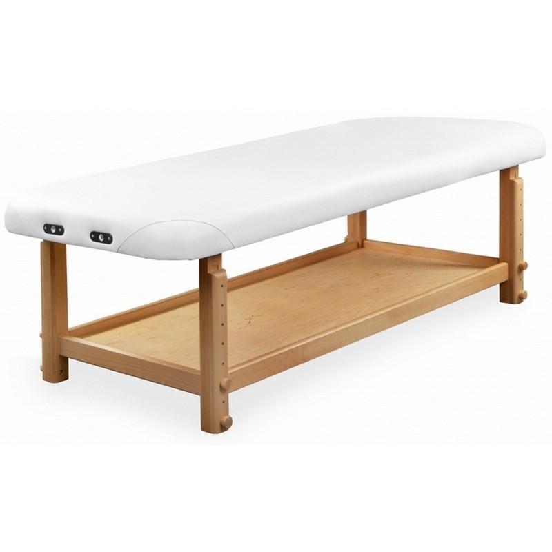 Leżanka drewniana, kozetka lekarska GAIA I