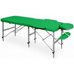 Stół do masażu PRZENOŚNY, aluminiowy