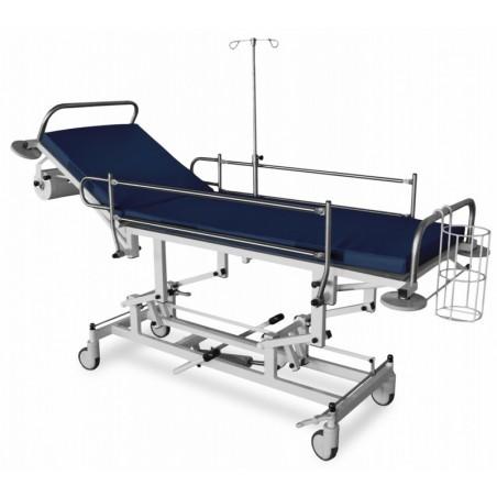 Stół, łóżko do przewozu chorych, szpital, intensywna terapia