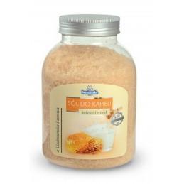 Zestaw profesjonalych soli do kąpieli- 4 opakowania