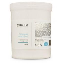 Zestaw kremów do masażu 4x1000 ml napinający, łagodzący, do głębokiego masażu i uniwersalny,
