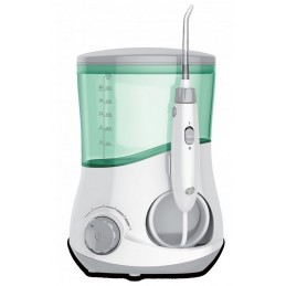 Irygator stomatologiczny, 4 wymienne końcówki, 10 poziomów ustawienia ciśnienia wody