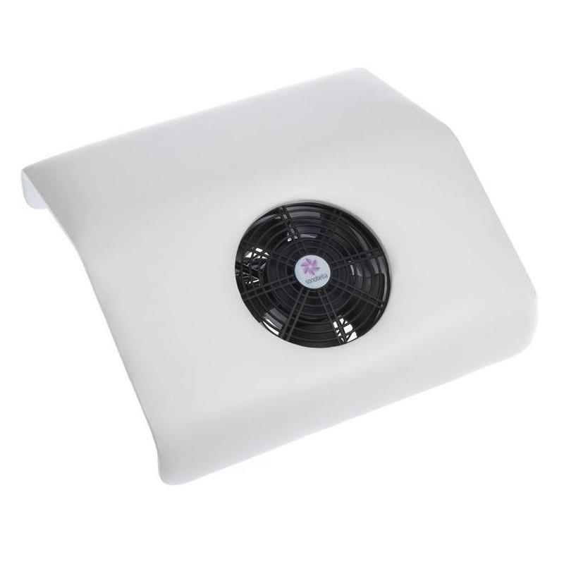 Pochłaniacz Pyłu Sonobella z szufladką z uchwytem na rączkę frezarki oraz pojemnikiem na frezy