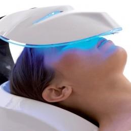Kombajn kosmetyczny mikrodermabrazja, infuzja tlenowa, fale RF, maska LED
