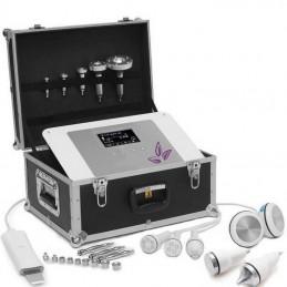 MOBILE 7w1 kombajn kosmetyczny Mikro+lipo+RF+dermo+mezo+kawi+ultra, mobilna kosmetyczka
