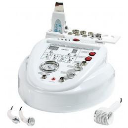 Kombajn kosmetyczny BASIC 5w1 Mikro+Kawitacja+Ultradźwięki+Młotek+photon