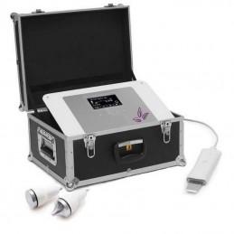 MOBILE 2w1 Peeling Kawitacyjny+ultradźwięki, mobilna kosmetyczka