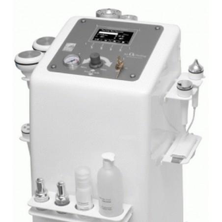 Kombajn kosmetyczny HB - RF, mezoterapia, mikrodermabrazja, peeling, liposukcja, ultradźwięki, vacuum