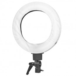 """Pierścieniowa lampa fluorescencyjna RING 12"""" 35W+ statyw+ torba"""