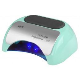 LAMPA PROFESSIONAL UV/LED, timer, sensor, 48W, 7 kolorów do wyboru