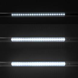 Lampa LED na biurko Slim Snake 3 stopnie regulacji światła, 5 kolorów