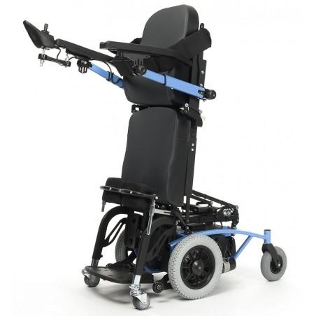 Wózek z napędem elektrycznym z funkcją pionizacji