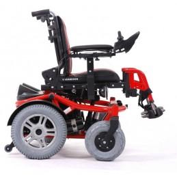 Wózek z napędem elektrycznym pokojowo terenowy FOREST KIDS