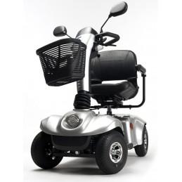 Wszechstronny, kompaktowy skuter, bardzo zwrotny Eris